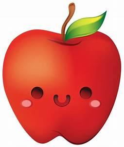 Cartoon Apple - ClipArt Best