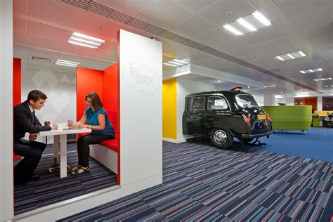 Inside Box's London Offices - Officelovin