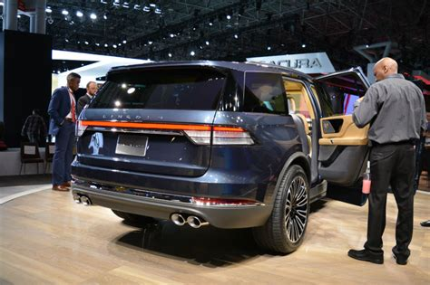 Lincoln Aviator Motor by Nyias 2018 New 2019 Lincoln Aviator Motor Illustrated