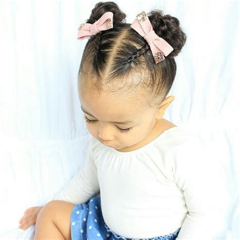 8 chic half up do hairstyles box braids little girl