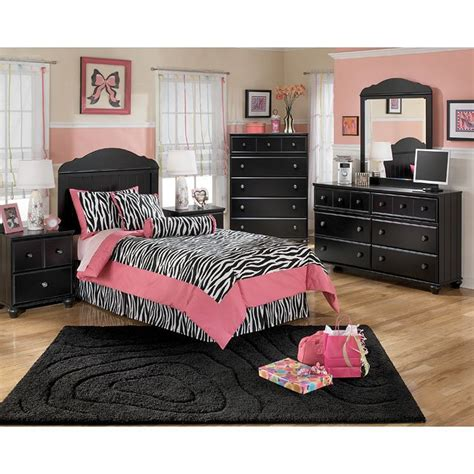Jaidyn Bookcase Bedroom Set by Jaidyn Youth Headboard Bedroom Set By Signature Design By