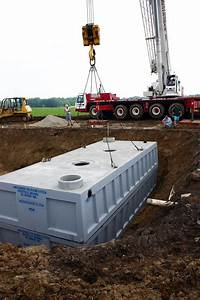 On-site Wastewater Tanks