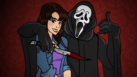 Scream Animation