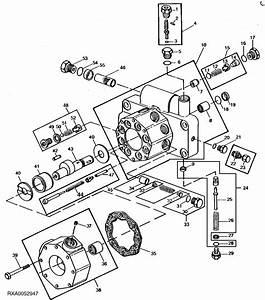 John Deere 2355 Fuel Diagram