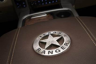Ranger Texas Ram Truck Badge Rangers Dodge