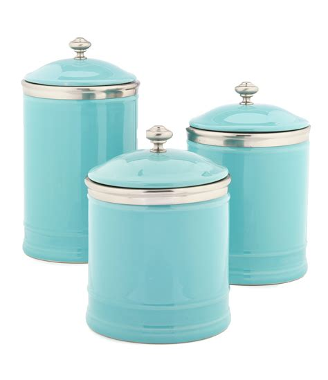 dillards kitchen canisters southern living citrus statements collection ceramic