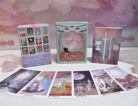 tarot moonchild starchild decks indie delivers gentle ethony courtesy energy same worthy buzz