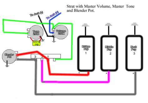 Guitar Blend Pot Wiring Diagram by Blend Pot Telecaster Guitar Forum