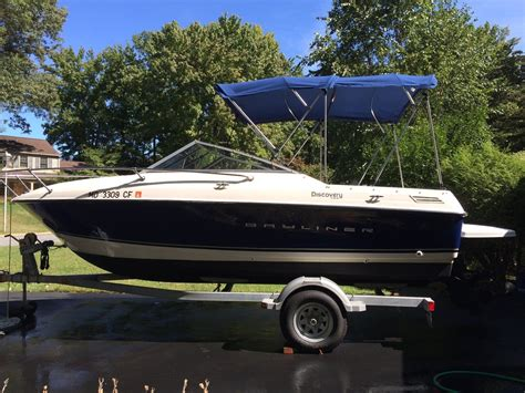 Bayliner Discovery Boats by Bayliner Discovery 2013 For Sale For 16 000 Boats From