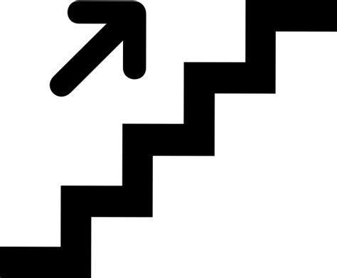 Up Clipart Stair Up Clip At Clker Vector Clip
