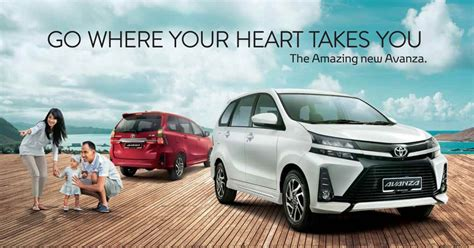 Toyota Avanza 2019 Backgrounds by 2019 Toyota Avanza Facelift Launching In Malaysia Soon 3