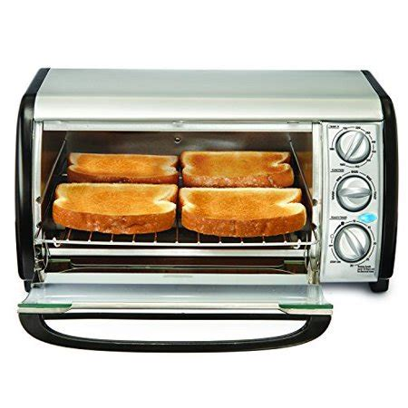 Toaster Oven Toast - 14326 4 slice toaster oven toast bake broil and