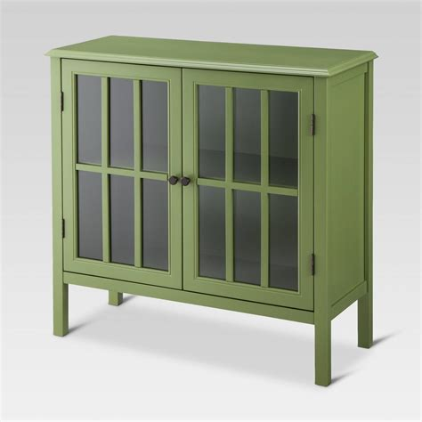 accent cabinet with doors windham 2 door accent cabinet shell threshold ebay