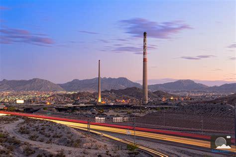 El Paso Texas Photos | All Photos | ASARCO Smokestacks