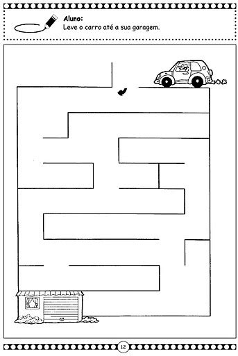 free printable mazes for preschoolers printable pages