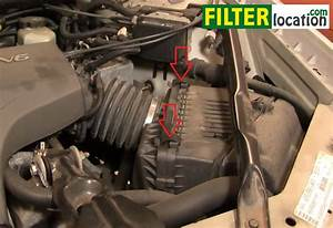 How To Change The Air Filter On Chevy Impala 2000