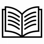 Icon Textbook Simple Transparent Svg Vector Vexels