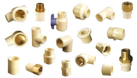 Pipe Fittings Cpvc Fitting Manufacturer From Ahmedabad