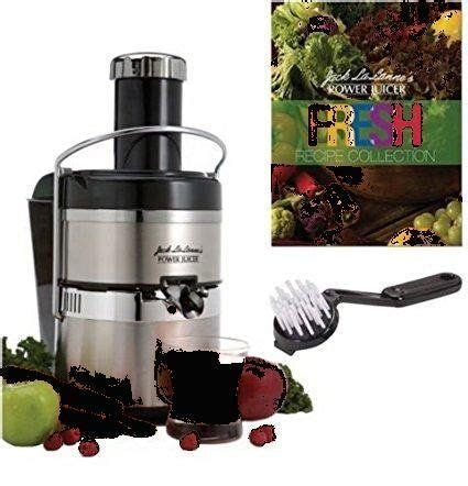 juicer jack lalanne power jlss costco deluxe stainless