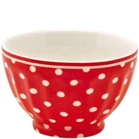 modele faience cuisine joli petit bol à pois en faïence greengate en vente chez eglantine