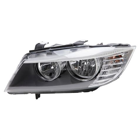 2009 Bmw 335i Headlight Assembly Parts From Car Parts