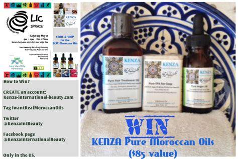 kenza beauty international lic springs giveaway