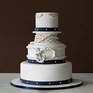 marine cake toppers nautical wedding cakes bexbernard