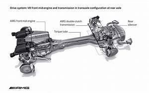 Mercedes Benz Sls Amg Drivetrain Diagram Photo 19