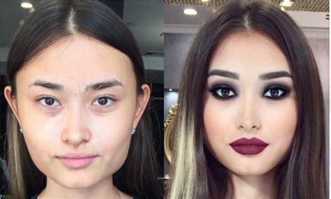 Épinglé sur avant_Après . Avantaprès 14 photos qui prouvent que le maquillage fait des miracles