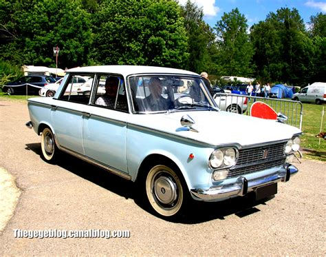 Fiat 1500 1961 On Motoimgcom
