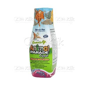 jual beli natures  animal parade liquid kklikcom