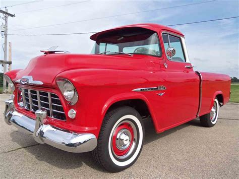 1956 Chevrolet 3100 Cameo Pickup For Sale