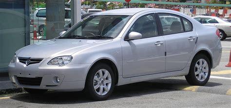 Proton Car : Proton Preve Modified