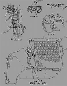 1938375 Wiring Group-cab -  U6ed1 U79fb U88c5 U8f7d U673a Caterpillar 252