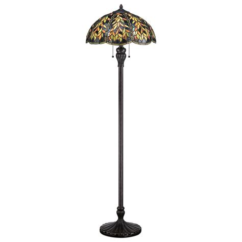 tiffany glass l shades bronze floor l and tiffany art glass shade with
