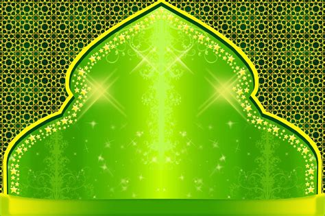 Islamic Backgrounds by Katalog Gambar Template Disain Grafis September 2013