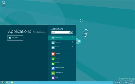 avec start8 windows 8 retrouve menu démarrer