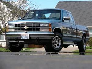 Sell Used 1990 1 Owner 4x4 Extra Cab Chevrolet Pu In