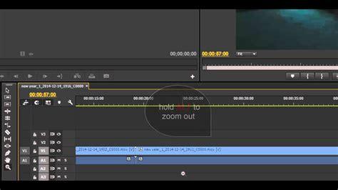 zoom tool premiere pro cc keyboard shortcut youtube