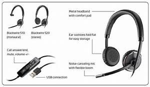 Plantronics Headset Microphones