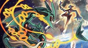 Pokemon ORAS: The Delta Episode – Battle In Space, Deoxys ...