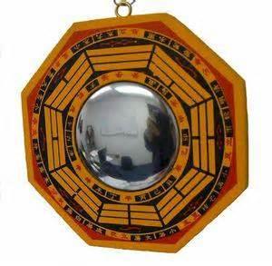 Un Outil Feng Shui, Le Miroir Pakua