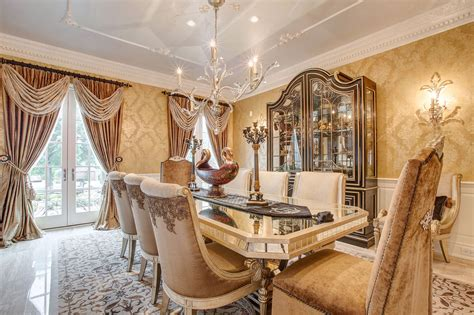 dining room decor linly designs