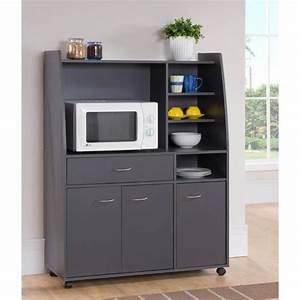 Meuble De Rangement Pas Cher : meuble de cuisine noir pas cher ~ Dailycaller-alerts.com Idées de Décoration