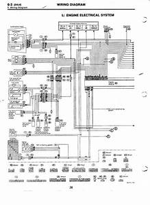 Subaru Impreza 1997 Wiring Diagram