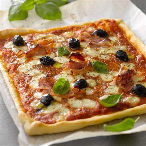 ma cuisine facile pizza facile facile et pas cher recette sur cuisine