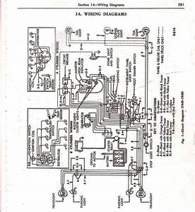 51 F1 Headlight Switch Diagram