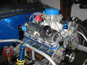 632ci Proseries Stroker Crate Engine