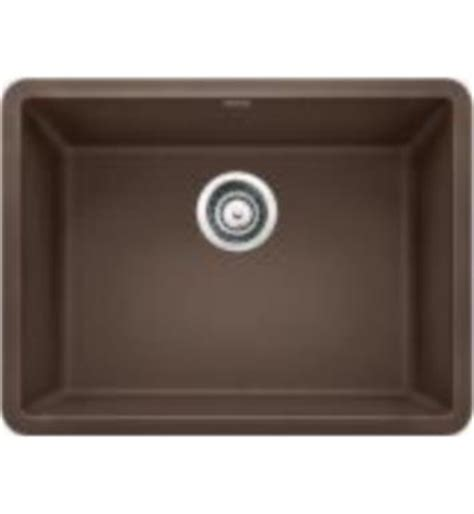 Blanco Precis Sink Cafe Brown by Blanco 522418 Precis 23 1 2 Quot Single Bowl Undermount