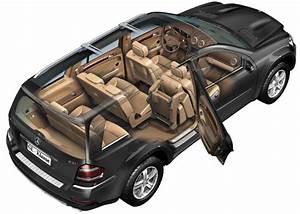 Mercedes Gl 7 Places : mercedes benz classe m suv 4x4 7 places ~ Maxctalentgroup.com Avis de Voitures